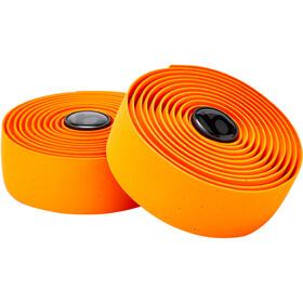 Bontrager Gel Cork Visibility Nastro per manubrio, arancione